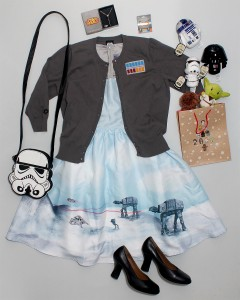 Wear Star Wars Share Star Wars outfit and gifts