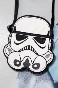 Stormtrooper crossbody bag by Loungefly
