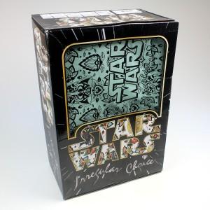 Irregular Choice x Star Wars - shoe box