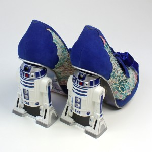 Irregular Choice x Star Wars - R2-D2 shoes