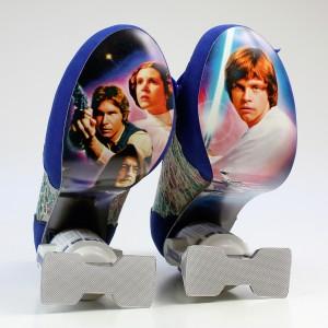 Irregular Choice x Star Wars - R2-D2 shoes (sole detail)