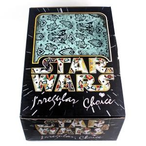Irregular Choice x Star Wars - Skywalker Heels (packaging)