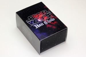 Han Cholo - Lightsaber ring packaging
