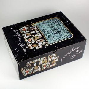 Irregular Choice x Star Wars - shoe box