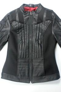 Her Universe - Darth Vader pleather jacket (front)