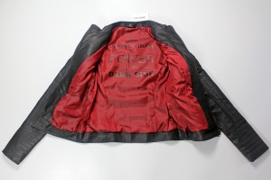 Her Universe - Darth Vader pleather jacket (interior lining)