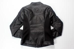 Her Universe - Darth Vader pleather jacket (back)