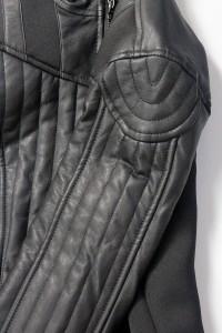 Her Universe - Darth Vader pleather jacket (sleeve detail)