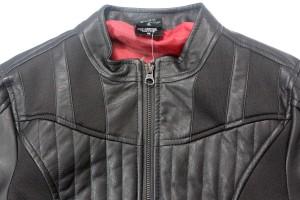 Her Universe - Darth Vader pleather jacket (front detail)