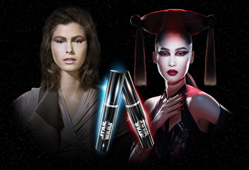 Covergirl x Star Wars cosmetics collection