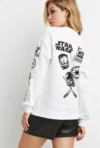 Sweatshirt at Forever 21