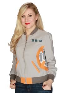 Her Universe - BB-8 bomber jacket