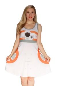 Her Universe - BB-8 A-Line dress