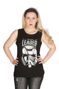 Her Universe - Captain Phasma muscle tank top