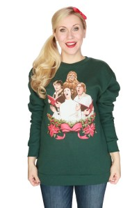 Her Universe - Caroling Heroes pullover