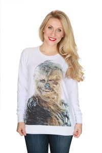Her Universe - Chewie Snowy pullover