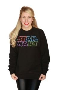 Her Universe - Lightsaber logo pullover