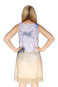 Her Universe - Rey swing dress (back)