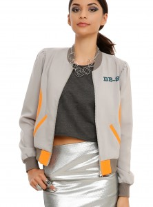 Hot Topic - BB-8 jacket by Her Universe