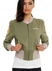 Hot Topic - Boba Fett jacket by Her Universe