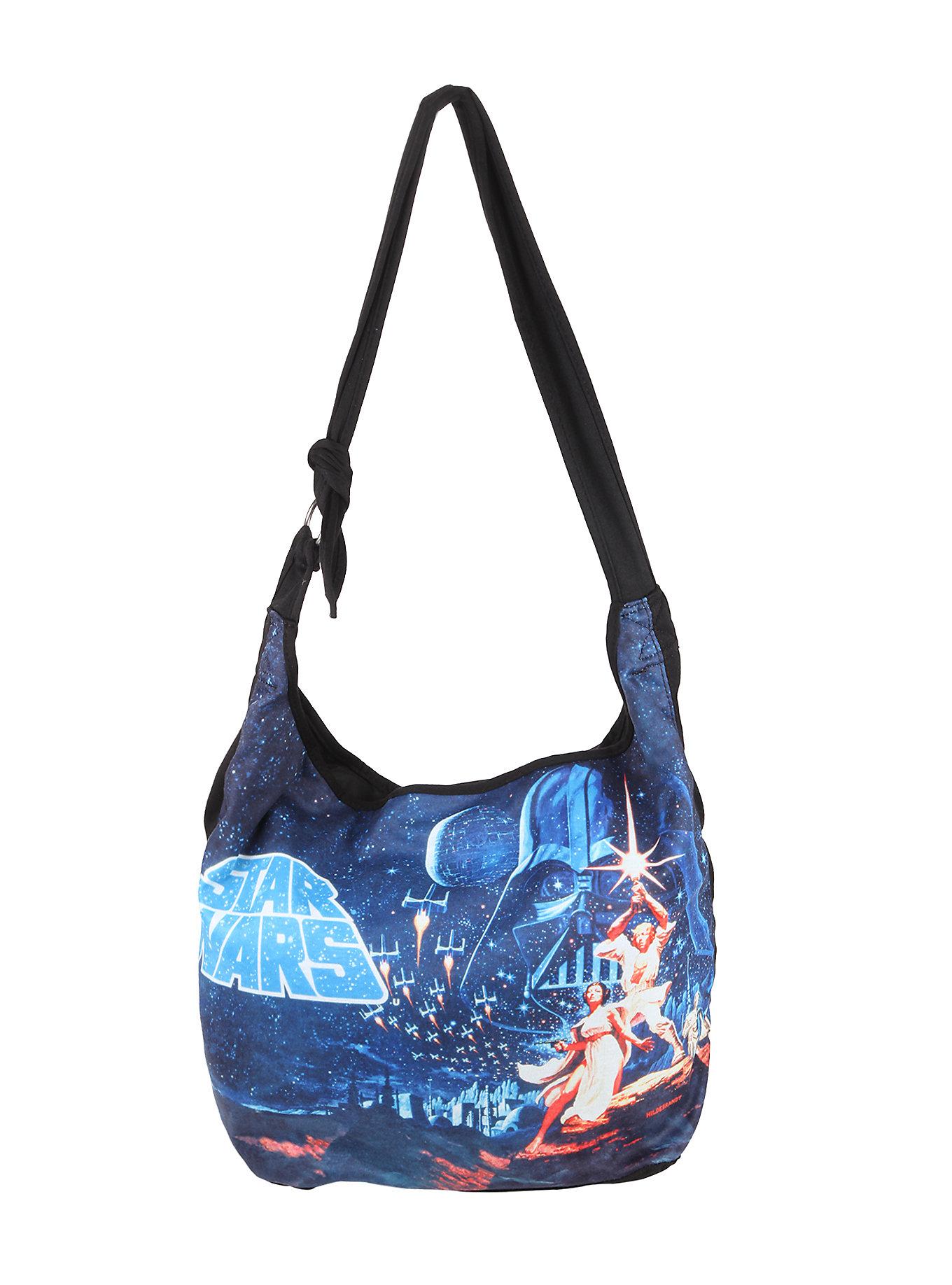 Hot Topic Star Wars Hobo Bag