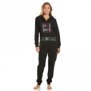 Kohl's - women's Darth Vader pyjama 'onesie'