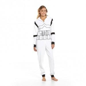 Kohl's - women's Stormtrooper pyjama 'onesie'