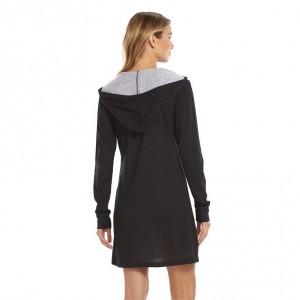 Kohl's - women's hooded The Force Awakens sleepshirt (back)