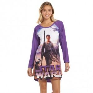 Kohl's - women's The Force Awakens Rey sleepshirt