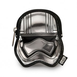 Loungefly - Captain Phasma coin purse (front)