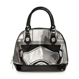 Loungefly - Captain Phasma mini dome bag (front)
