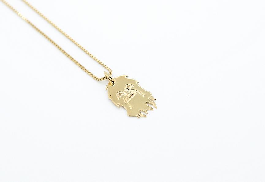MALAIKARAISS - Chewbacca necklace