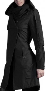 Musterbrand - women's Sith Lady coat (limited edition)