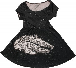 Millennium Falcon dress