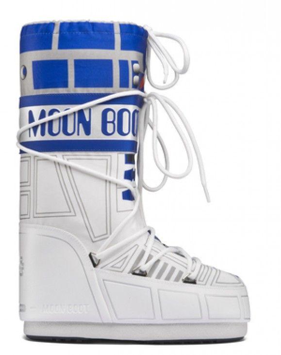 Tecnica x Star Wars - R2-D2 Moon Boots