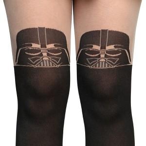 Thinkgeek - Darth Vader faux thigh-hi fashion tights