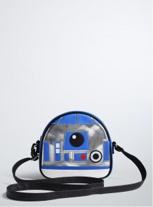 Torrid - R2-D2 crossbody bag by Loungefly (front)