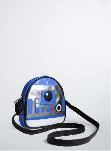 Torrid - R2-D2 crossbody bag by Loungefly (front/side)