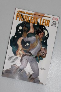 Star Wars Princess Leia comic book by Marvel