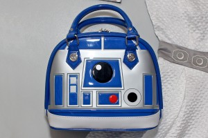 R2-D2 mini dome bag by Loungefly