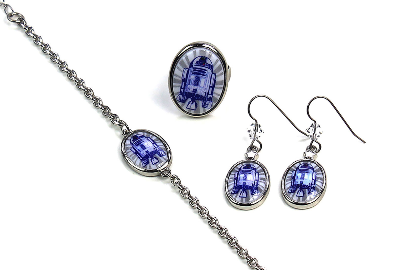 Review – R2-D2 jewelry