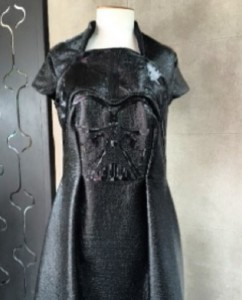 Custom Darth Vader dress in NZ