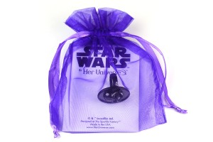 Her Universe - Darth Vader mod ring by The Sparkle Factory