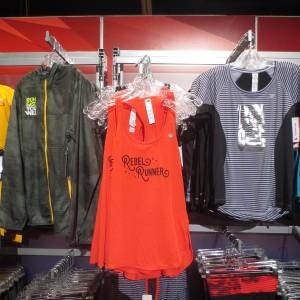 2016 Run Disney Star Wars Half Marathon Weekend - New Balance apparel