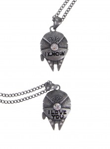 New jewelry at Hot Topic