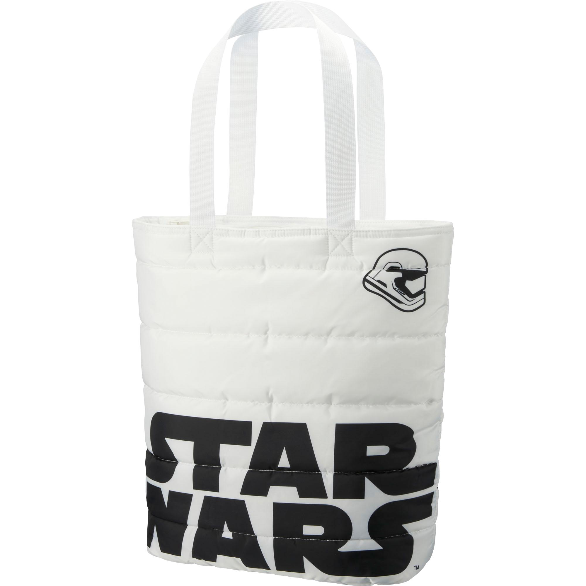Uniqlo Star Wars The Force Awakens Padded Tote Bag