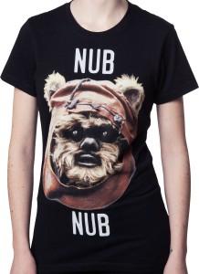 Nub Nub t-shirt at 80's Tees