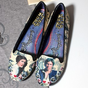 Irregular Choice - women's 'I Know' flats
