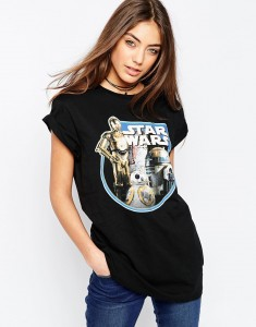 TFA droids t-shirt at ASOS