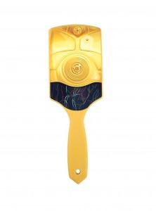 Hot Topic - Loungefly C-3PO hair brush